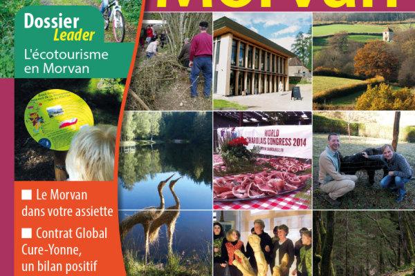 Magazine du Parc régional du Morvan – décembre 2014