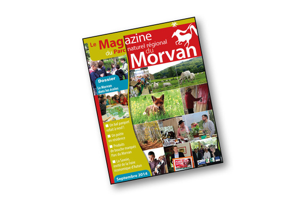 Magazine Parc régional Morvan – septembre 2014
