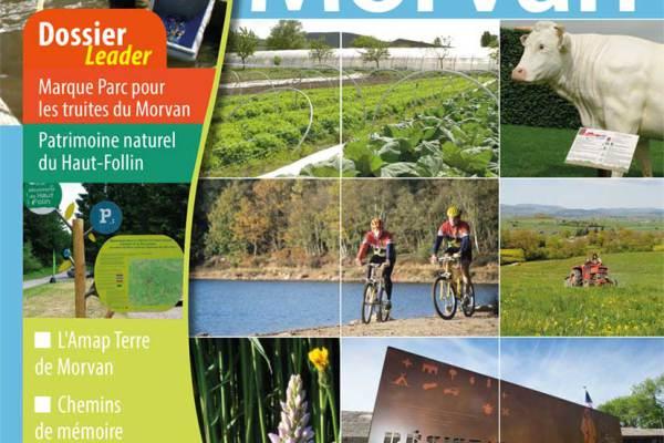 Magazine du Parc régional du Morvan – Juin 2015