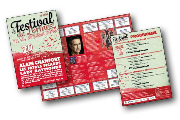 Programme du Festival de Lormes 2015